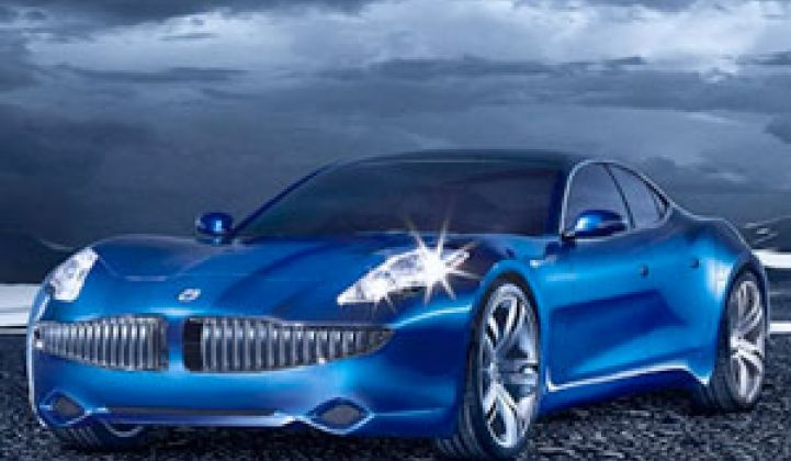 Fisker Opens New Design Center