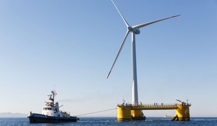 Asia's Offshore Wind Sector Diversifies