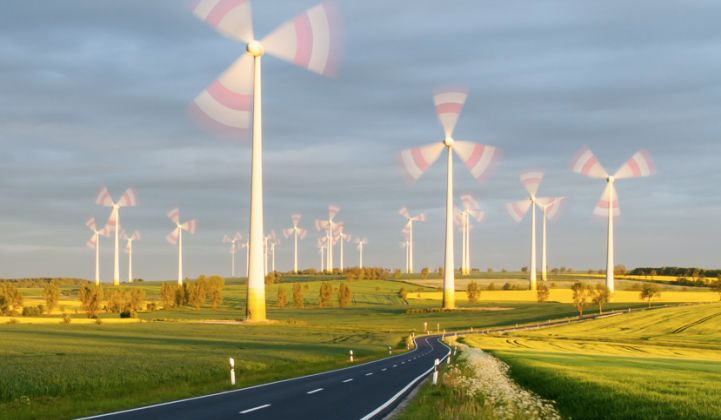 Germany's First Onshore Wind Auction Brings Low Prices for Citizen-Owned Projects