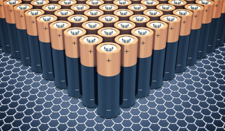 Can Battery Storage Recharge Australian Utilities?