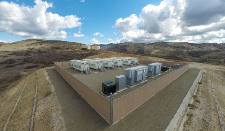 Utility-Scale Energy Storage Surges in Q1, While Behind-the-Meter Falters