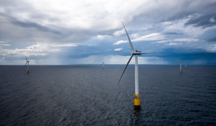 Statoil sees big potential in floating offshore wind around the world.