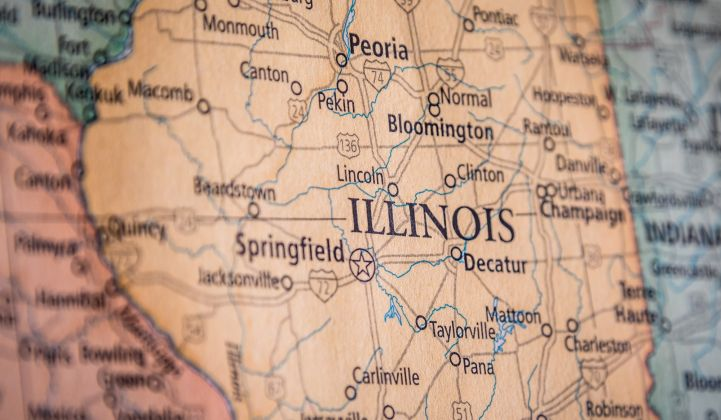 Illinois is going through its first solar growing pains.