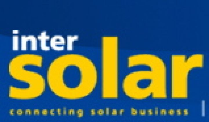 Guest Post: Intersolar 2011 Observations