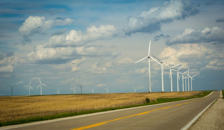 Transmission infrastructure has had trouble keeping pace with the growth of Midwestern wind production.