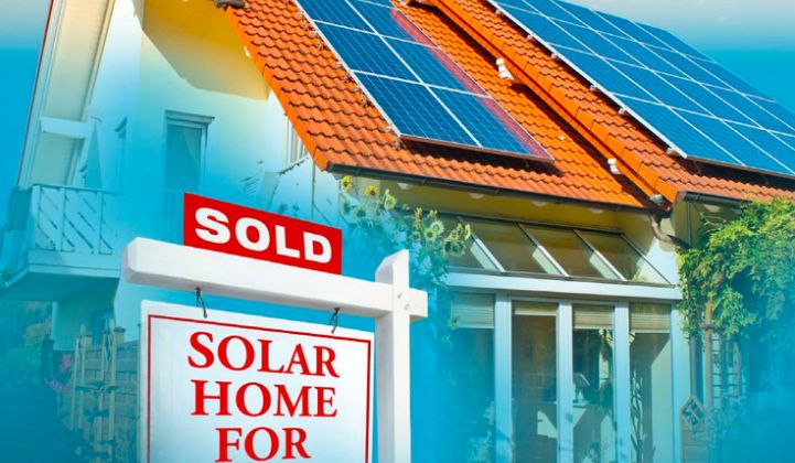 Study: Host-Owned Rooftop Solar Improves a Home's Resale Value