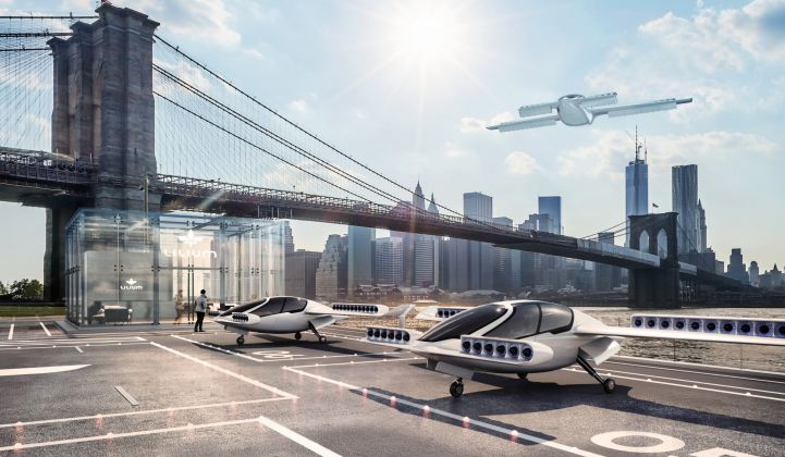 Lilium is one of a handful of companies preparing to electrify aviation.
