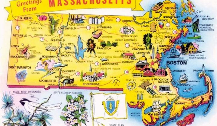 Massachusetts Decided to Set an Energy Storage Target. What Should It Be?