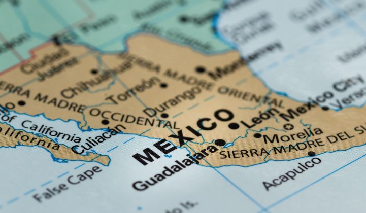 Mexico's Record Solar Prices Fall Below the Average Cost of Energy From Gas and Coal