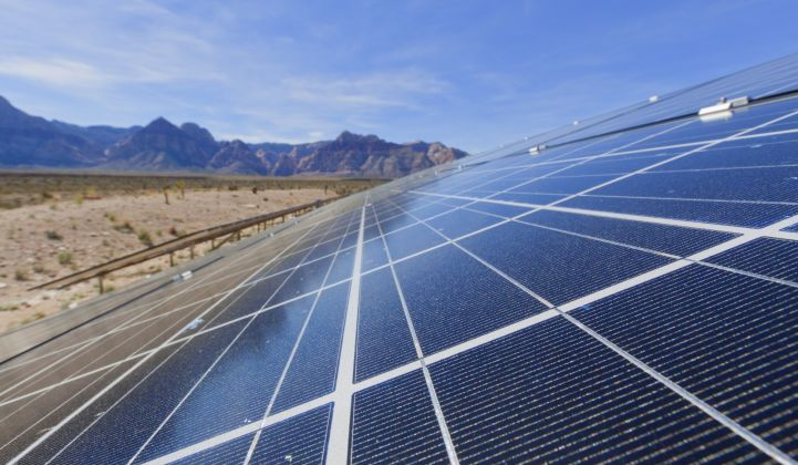 Sempra Renewables' solar assets will go to Con Ed.
