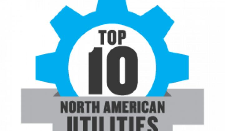 Top Ten Utility Smart Grid Deployments in North America