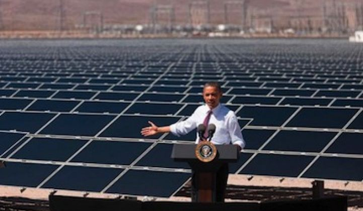 Guest Post: Obama Can Tackle Climate Change and Energy Independence in His Second Term
