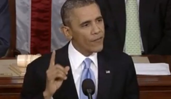 GTM Research Gets Shoutout From Obama in State of the Union Speech