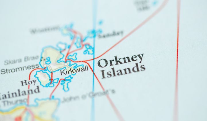Orkney Starts Moving Toward a Hydrogen-Based Energy System Using the Wind and Oceans