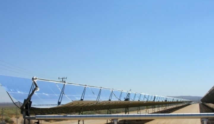 Solar Millennium Lands 726MW Contract With SoCal Edison