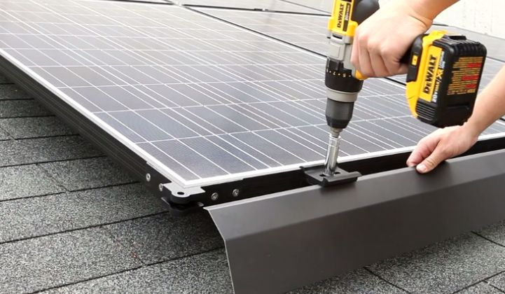 Will Railed Solar Racking Systems Soon Be Obsolete in the Residential Sector?