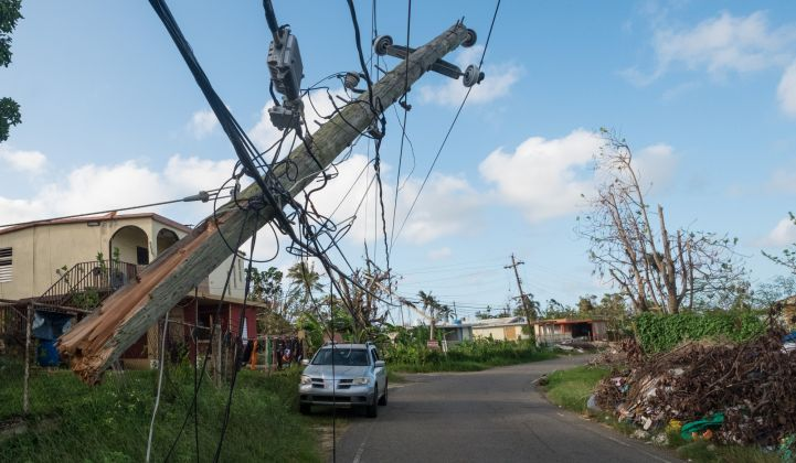A long-term vision for Puerto Rico's electricity system has been clarified, but the near term remains uncertain.
