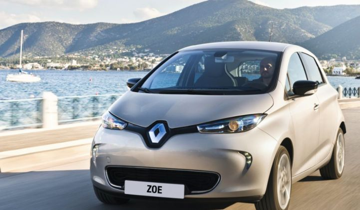 As European Electric Vehicle Sales Spike, Demand Slows in the US