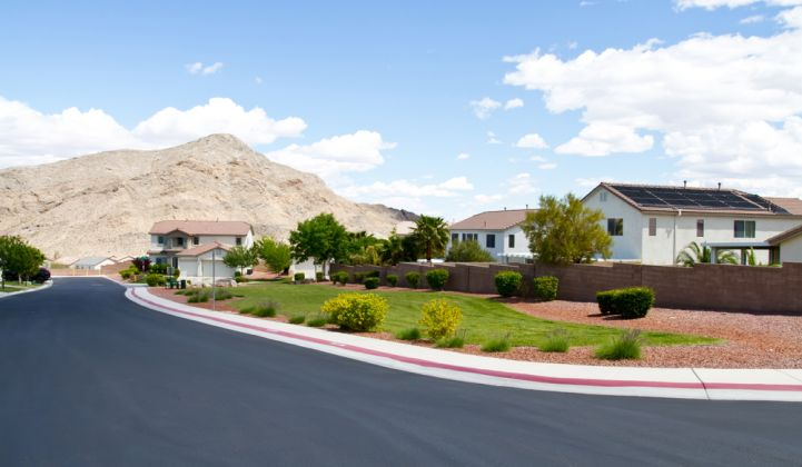 Analysis Finds Rooftop Solar Provides a $7 Million Net Benefit to All Nevada Ratepayers
