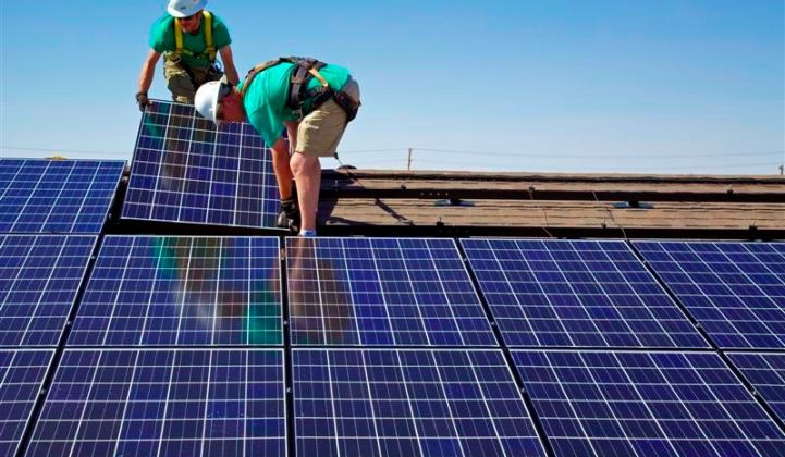 SolarCity Raises 2013 Guidance to 270 Megawatts Installed