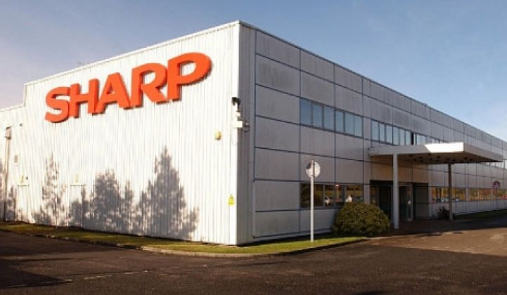 Sharp Jumps Into Distributed Storage, Targeting 50MW of Behind-the-Meter Systems