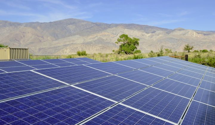 A Rough Start, Possible Reforms for California's Community Solar Program