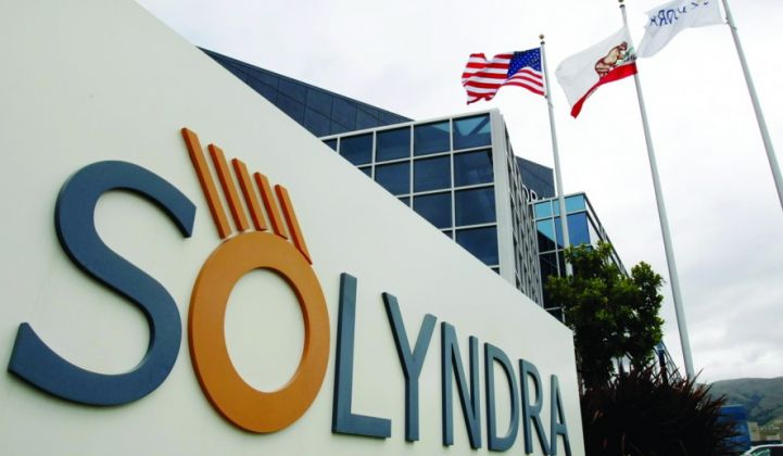 Solyndra's Final Act: Used CIGS Factory for Sale