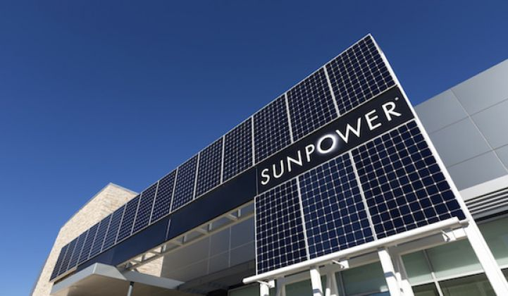 SunPower Investing 'Significantly and Aggressively' to Scale Cogenra's Novel Solar Production Line