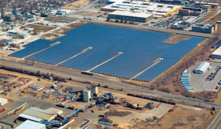 A Breakthrough for Utility-Scale Solar on Contaminated Lands?