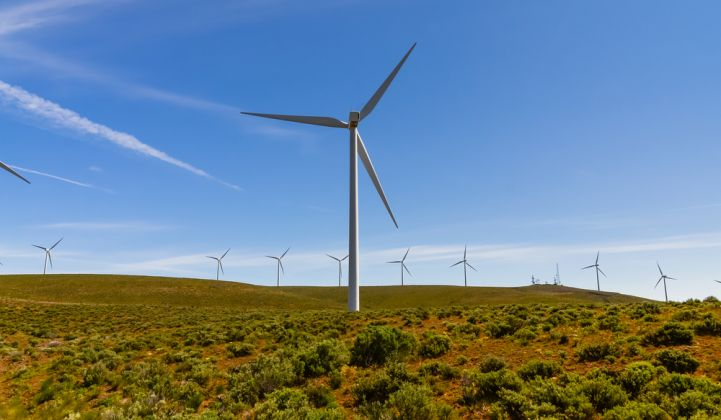 Wind Power Could Blow Past Hydro's Capacity Factor by 2020