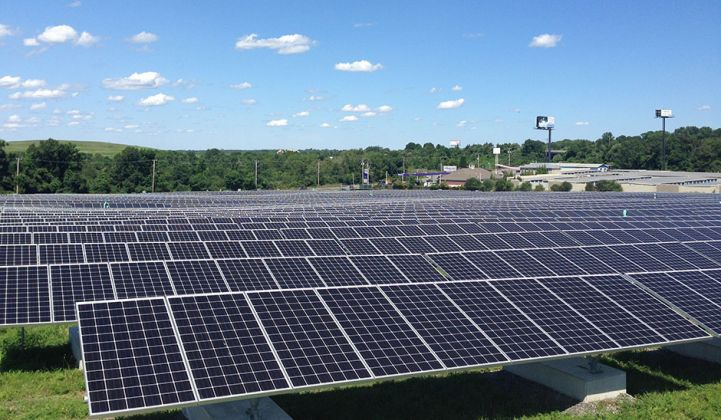 BlueWave Gets $100M From Morgan Stanley for Community Solar
