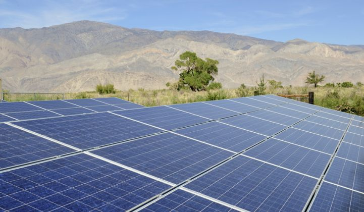 Salt River Project Looks to Tax Solar: Could It Stimulate Innovation on the Grid?