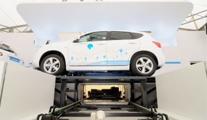 EV Batteries Plummet in Price: Down to $400 a kwH
