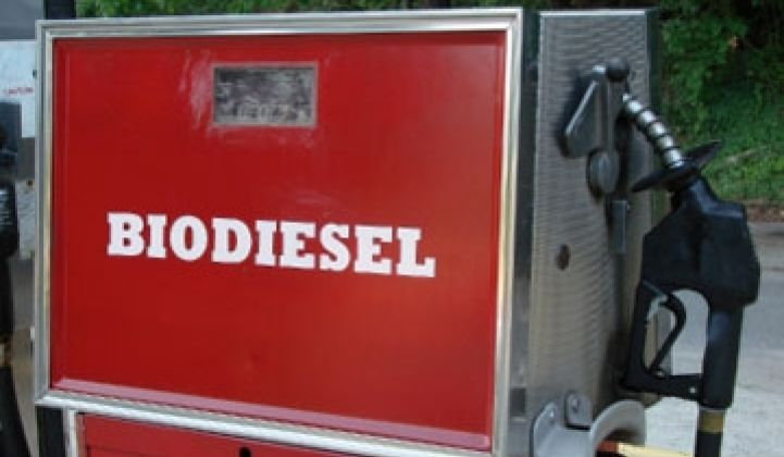 U.S. Biodiesel Lives to See Another Day: Tax Credit Back!