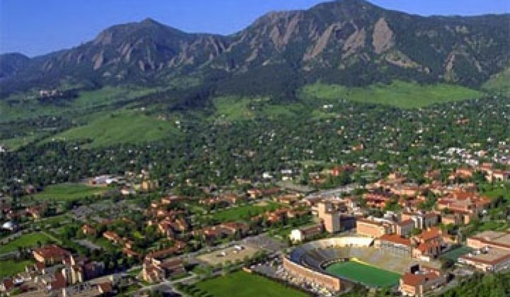 Boulder Prepares to Wash Its Hands of SmartGridCity