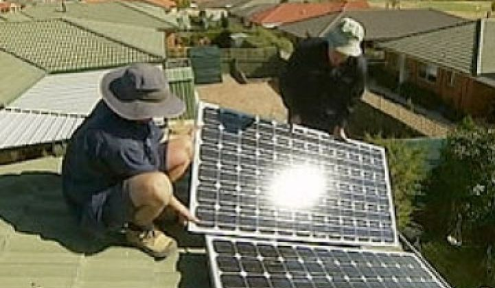 Can the U.S. or California Institute a Feed-In Tariff?