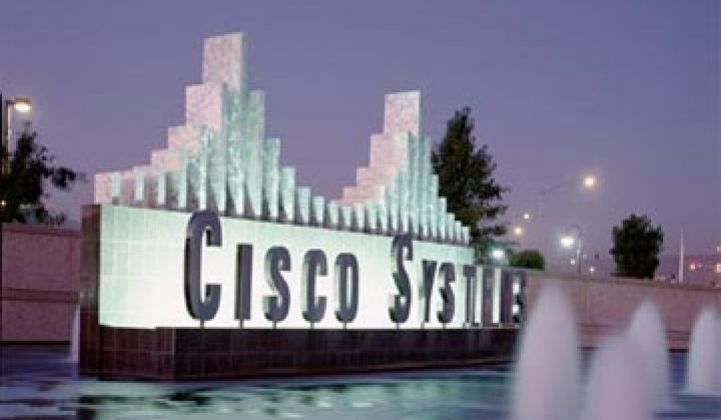 Cisco Invests in Grid Net