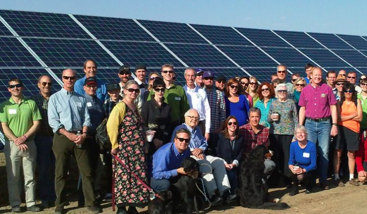 First Solar Jumps Into Financing Residential PV With Investment in CEC's Community Solar