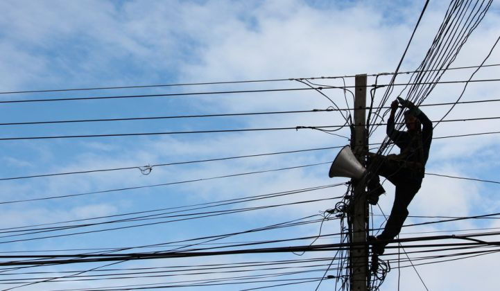 Utilities are investing more money in infrastructure to keep up with a changing grid mix.