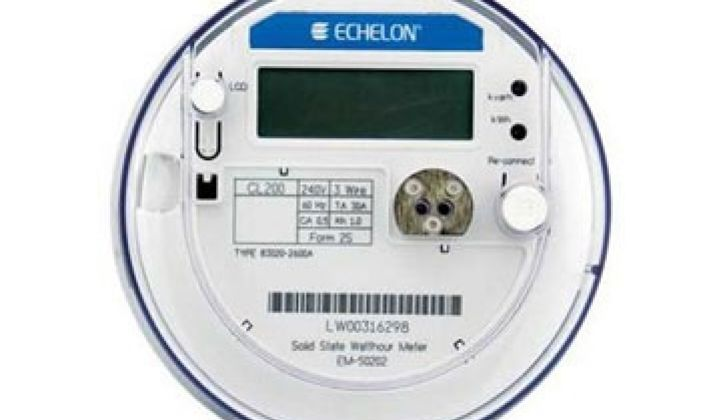 Echelon Expands Euro Smart Meter Biz