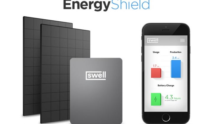 Swell Launches All-in-One Home Energy System With Zero-Down Financing
