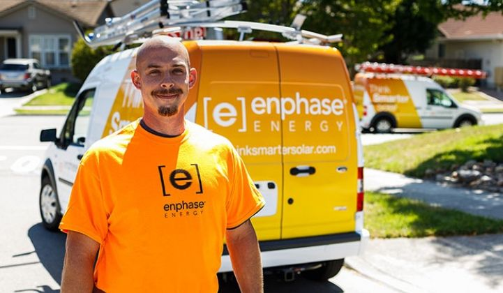 Enphase Acquires Next Phase Solar to Scale Its O&M Service Business