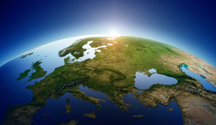 European Union Sets Ambitious 2030 Climate and Energy Goals