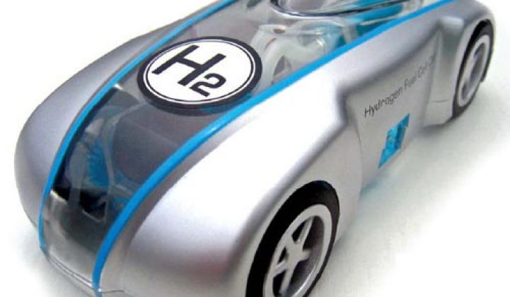 Fuel Cell Vehicles: Hype or Hope?