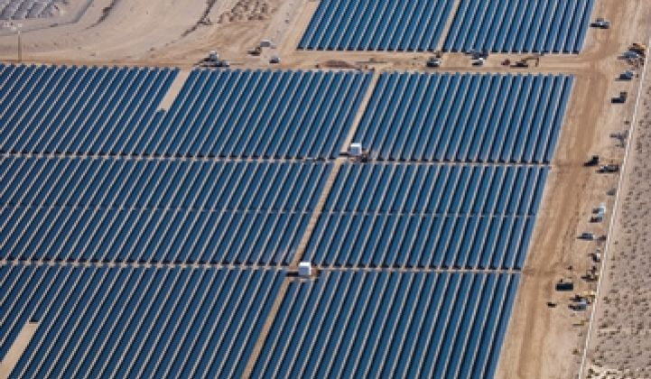 Pre-Thanksgiving Sale: First Solar Sells Project to NRG