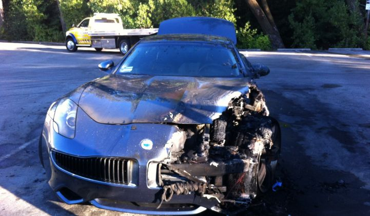 Fisker Gives Up the Ghost: Will Karma Survive?