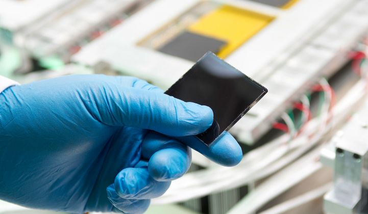First Solar Hits Record 22.1% Conversion Efficiency for CdTe Solar Cell
