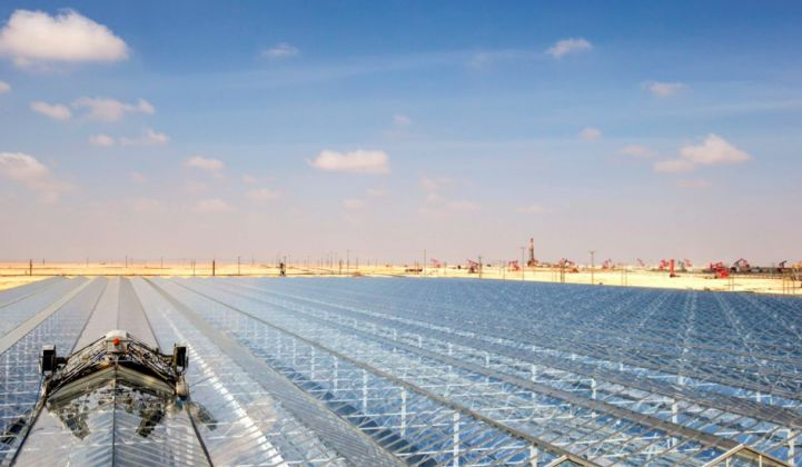 GlassPoint Is Building the World's Largest Solar Project in an Omani Oil Field