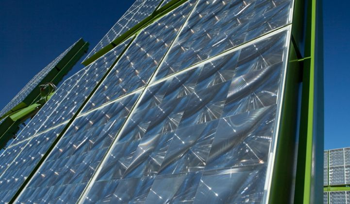 GreenVolts, CPV Aspirant, Gets $20M From ABB in a $35M Solar VC Round