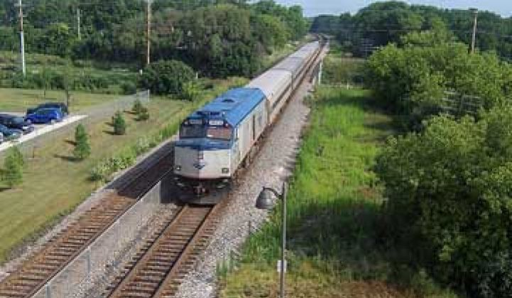 Wisconsin Asks for Rail Money It Already Rejected